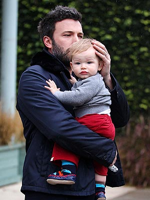 Samuel Affleck Turns 1