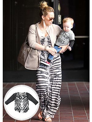 Hilary Duff Raquel Allegra Kids Collection