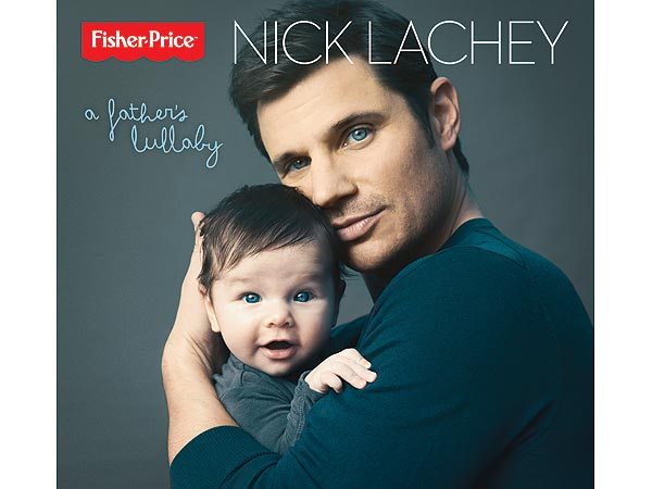 Nick Lachey Fisher Price Lullaby Album