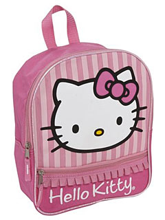 Fab Starpoint Hello Kitty Toddler Backpack