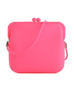Poppie Jones Jelly Cross Body Bag