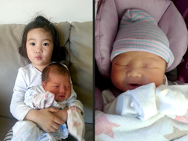 Survivor Yul Kwon Welcomes Daughter Kaylin