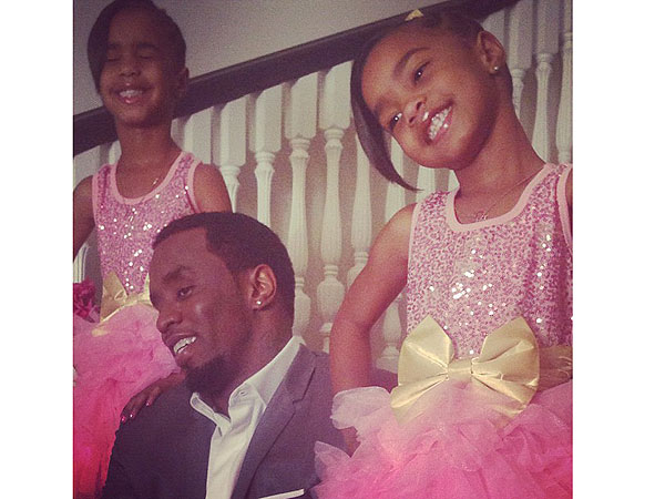 Diddy Father Daughter Dance Instagram