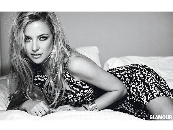 Kate Hudson Glamour Magazine