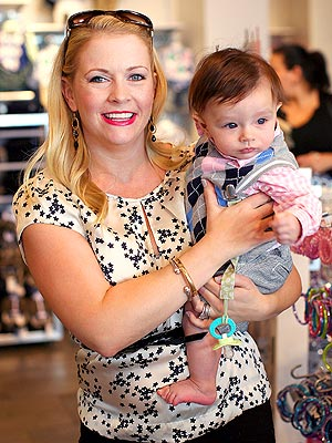 Melissa Joan Hart The Children's Place