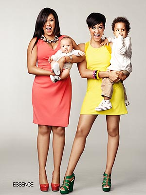 Tia Mowry-Hardict Tamera Mowry-Housley Sons Essence