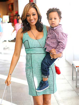 Tia Mowry The Children's Place