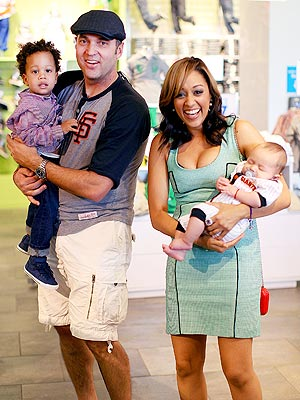 Tia Mowry Adam Housley The Children's Place