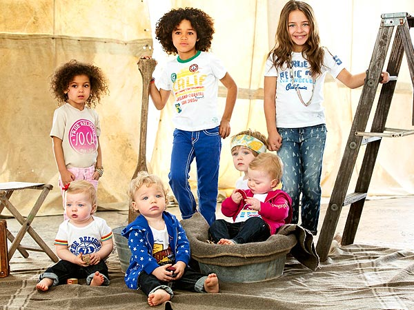 True Religion Kids Collection Behind the Scenes