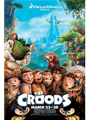 Croods Movie Giveaway
