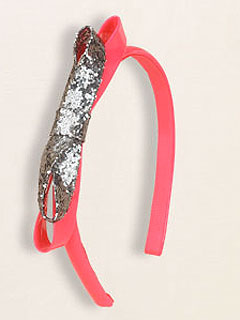 The Children's Place Shine Bow Headband 