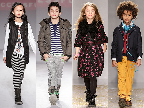 Diesel Kids PetiteParade Fashion Week March 2013