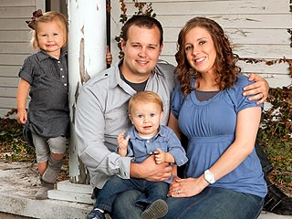 Josh & Anna Duggar Are Having a Boy!