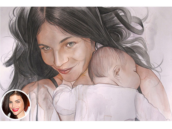Julia Restoin-Roitfeld Debuts Website for Moms
