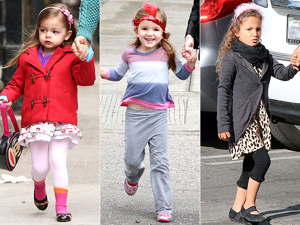 Tabitha Broderick Seraphina Affleck Nahla Aubry Pretty Headbands 1 Trend 3 Ways