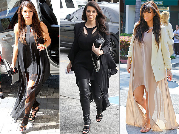 Kim Kardashian findersKeepers Dress
