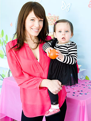 Marla Sokoloff Blog Elliotte First Birthday