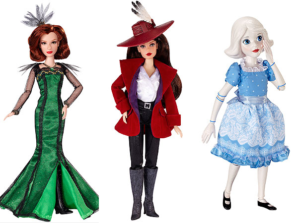 Land of Oz Doll Collection Giveaway