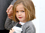 So Cute! Check Out Seraphina Affleck's New Bob