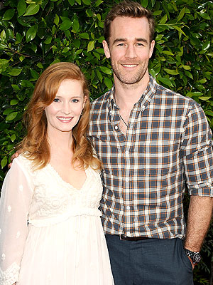 James Van Der Beek Kimberly Big City MomsThe Biggest Baby Shower Ever