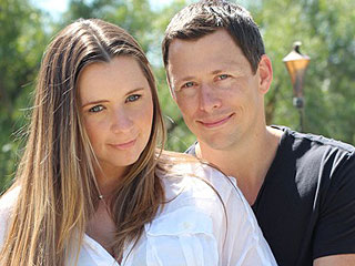 Beverley Mitchell Welcomes a Daughter