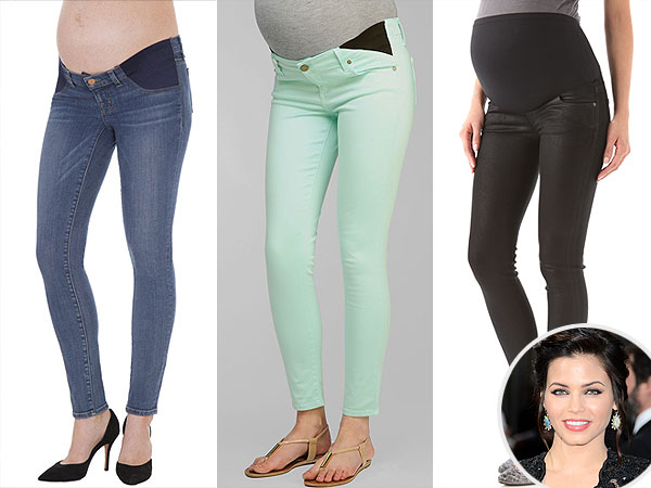 I Really Love My: Jenna Dewan-Tatum's Fave Maternity Jeans – Moms ...