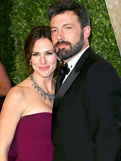 Ben Affleck Jennifer Garner Oscar Speech