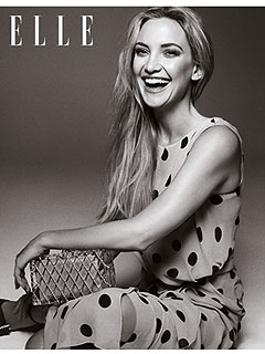 Kate Hudson ELLE UK Cover