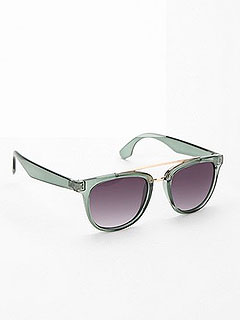 Urban OUtfitters Forge Sunglasses in Green
