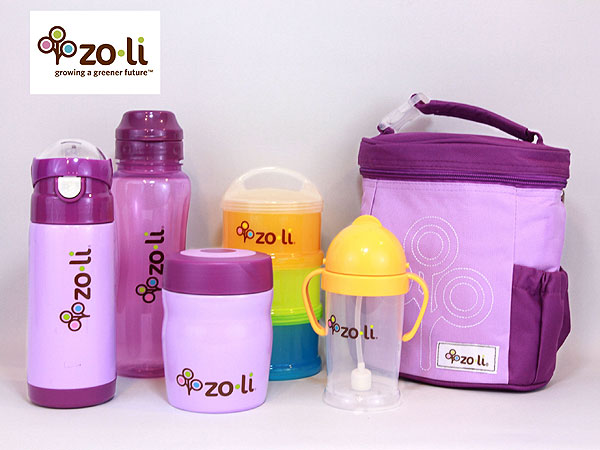 ZoLi Baby Toddler Gift Set Giveaway