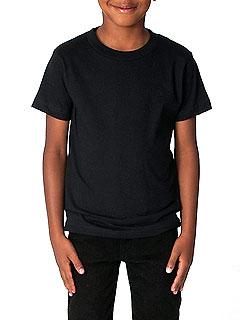 America Apparel Organic Fine Jersey Short Sleeve T-Shirt