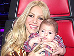 See The Voice's New Judge – Shakira's Son Milan!