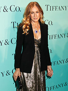 Sarah Jessica Parker Tiffany Blue Book Ball New York Loretta Tabitha Style