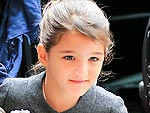 Tom Cruise: Suri Having a Very Sweet 7th Birthday &#8211; with Cupcakes