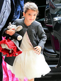 Suri Cruise 7th Birthday Tom Cruise Katie Holmes