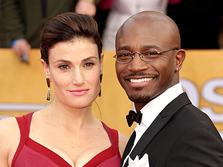 Taye Diggs: 'It Was Easy for People to Root for' Me and Idina Menzel | Idina Menzel, Taye Diggs