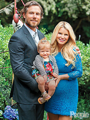 Jessica Simpson Maxwell Birthday Party