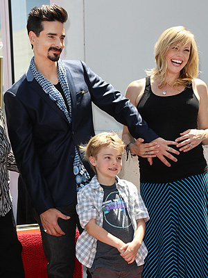 Backstreet Boys Kevin Richardson