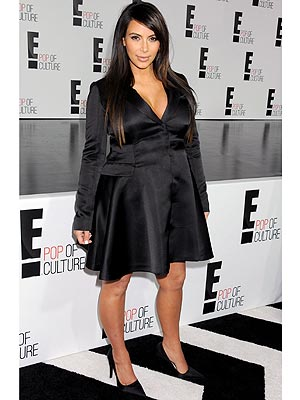 Kim Kardashian Ready to Lose Baby Weight