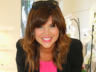 Tiffani Thiessen Says Daughter Harper Is a 'True Gemini'