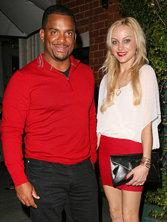 Alfonso Ribeiro Wife Expecting Baby