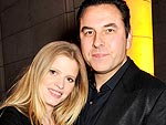 David Walliams and Lara Stone Welcome Baby