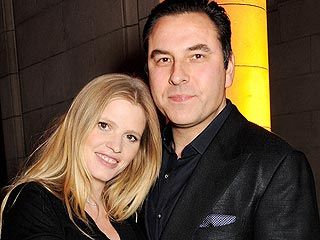 David Walliams and Lara Stone Welcome First Child