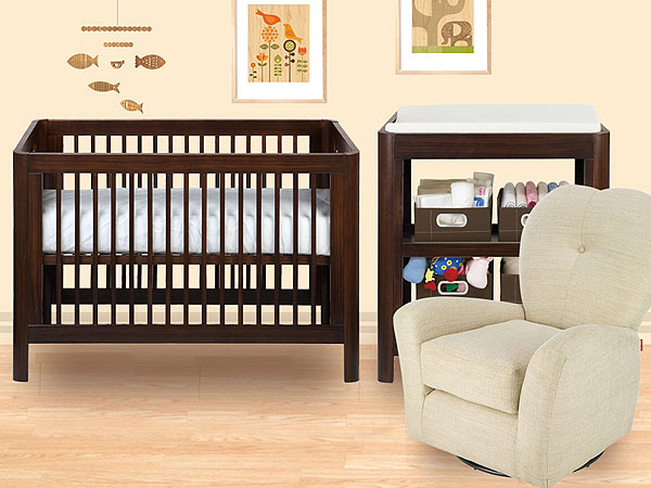 Giggle Harper Crib Giveaway