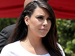 Maternity Style Rx: Kim Kardashian, We're Concerned About Your Feet