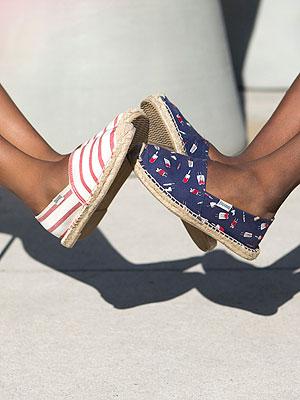 Soludos Kids Espadrilles Shoes