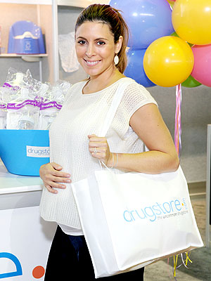 Jamie-Lynn Sigler New York Baby Show