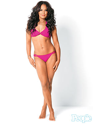 Laila Ali Bikini Body