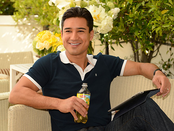 Mario Lopez Talks About Daughter Gia and Expecting Second Baby