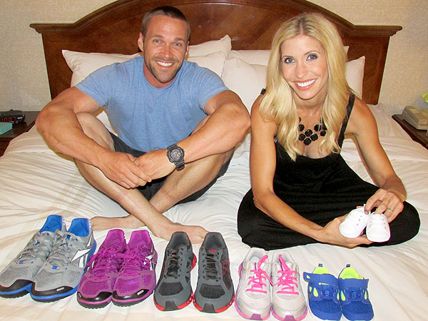 Chris Heidi Powell Expecting Fourth Child Exclusive